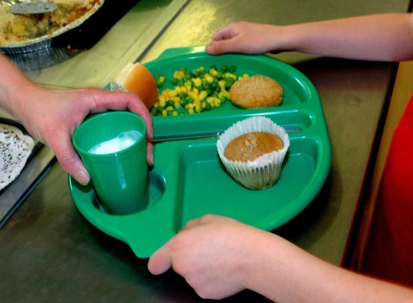 LOSING OUT: Around 2,000 children in Bradford are missing the free school meals they are entitled to