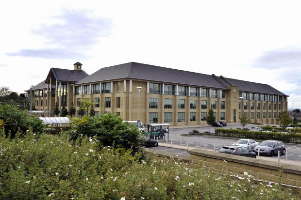 Morrisons' headquarters Hillmore House on Gain Lane Thornbury