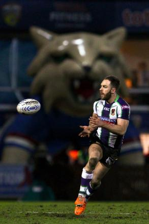 Luke Gale wants to show new club Castleford what he is capable of