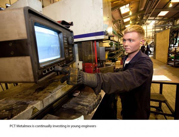 BUSINESS WARNING: confidence in Yorkshire manufacturing has risen but the news comes with a warning