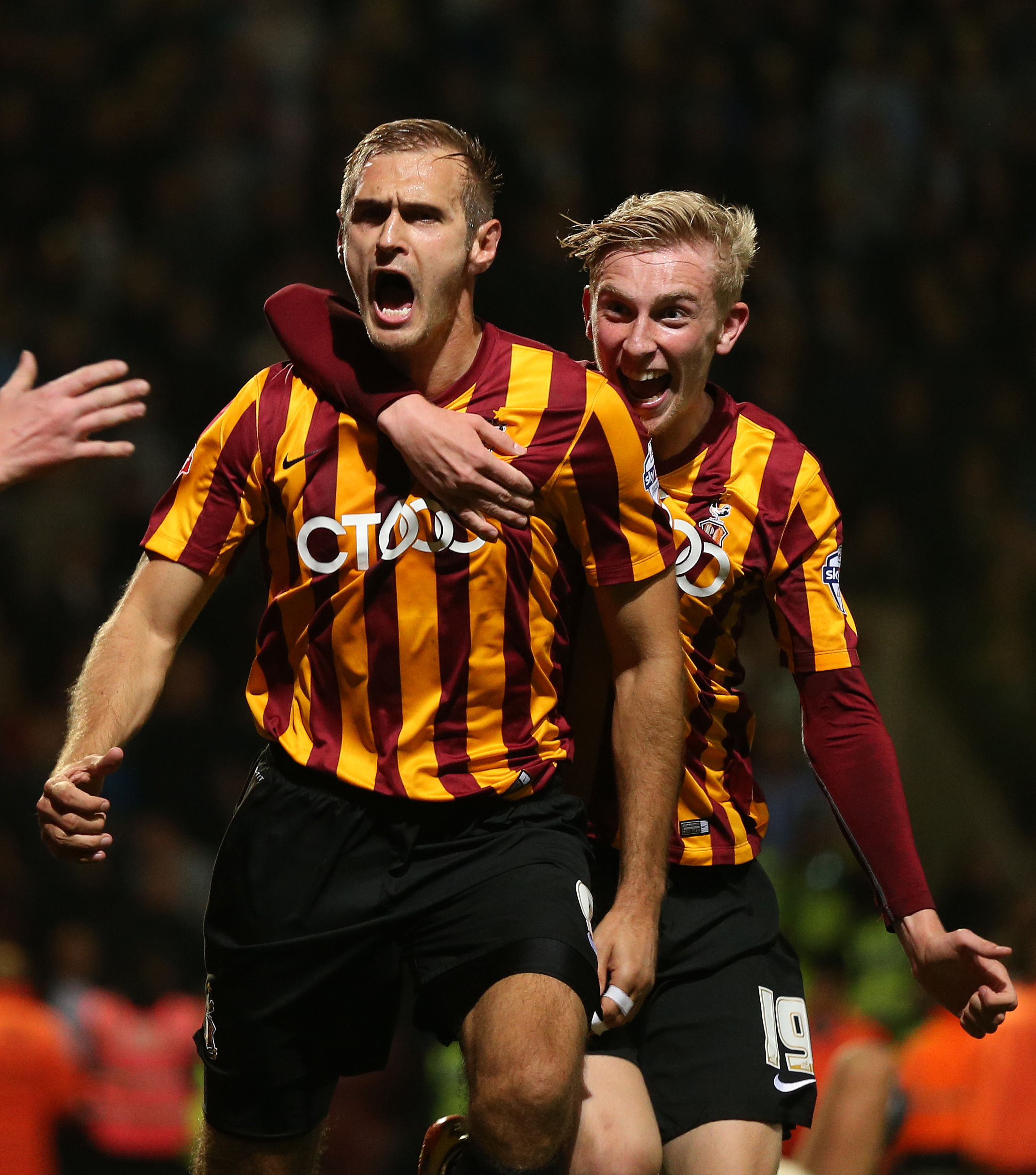 I am (not a) Legend: On-song Hanson proving top-ten hit for Bantams as he looks to rein in Windass