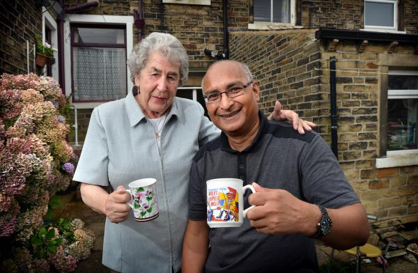 Helpful neighbour Zena, 86, is nominated for Community Stars award