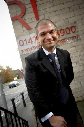 LABOUR FIGHT: Belvoir commercial director Dorian Gonsalves