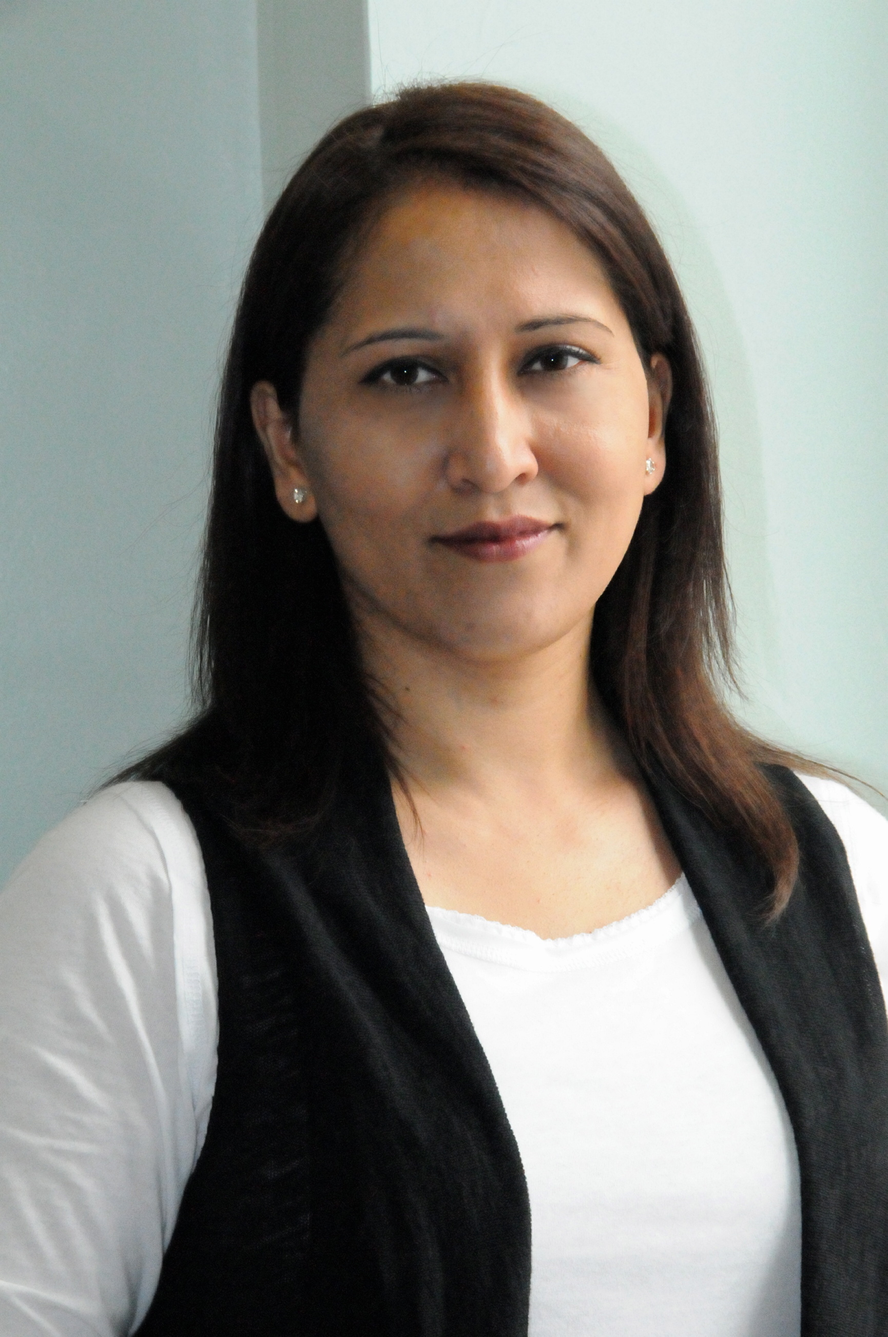 Bana Gora, chief executive of Bradford Muslim Women's Council