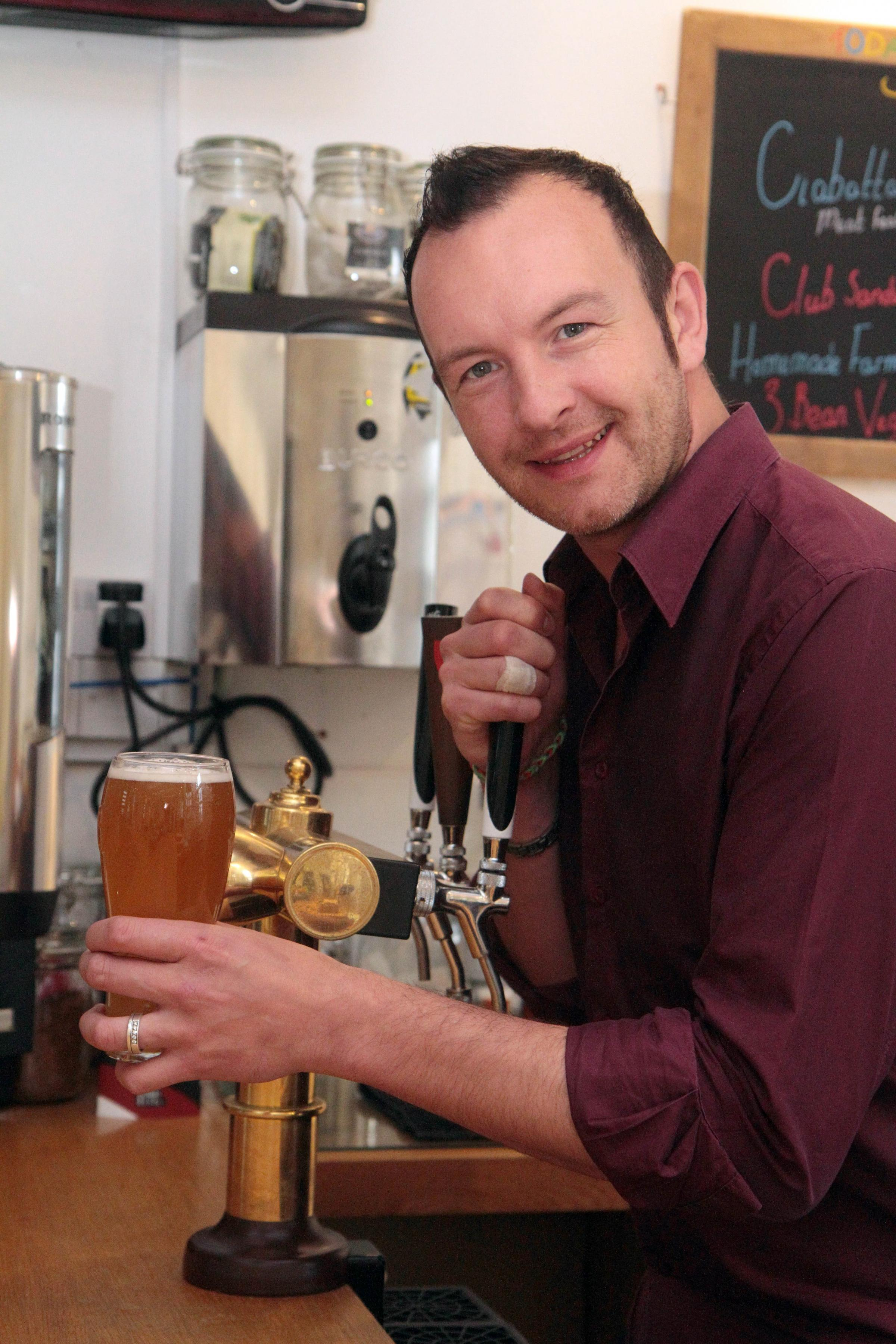 Keighley Beer Festival returns to Central Hall