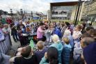 CROWDS: The British Science Festival attracted large crowds when it was last held in Bradford in 2011