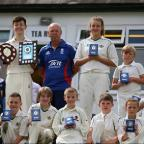 Bradford Telegraph and Argus: Idle under-11s, who have won the league and cup.