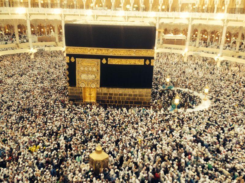 Powerful Hajj memories will be focus of exhibition in Bradford ...