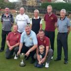 Bradford Telegraph and Argus: Pairs Knockout winners Clayton A