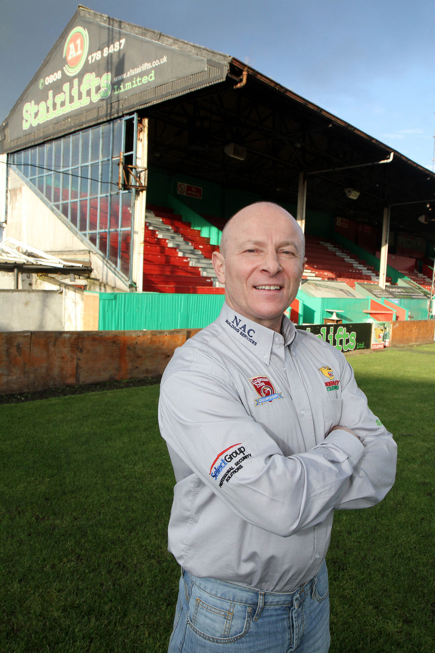 Gary Fawcett is leaving his role as Keighley Cougars chairman