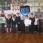 Bradford Telegraph and Argus: Neilds School, Huddersfield, won the recycling contest