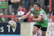 James Feather is hoping Hunslet will release him from his contract after changing his mind about leaving Cougars