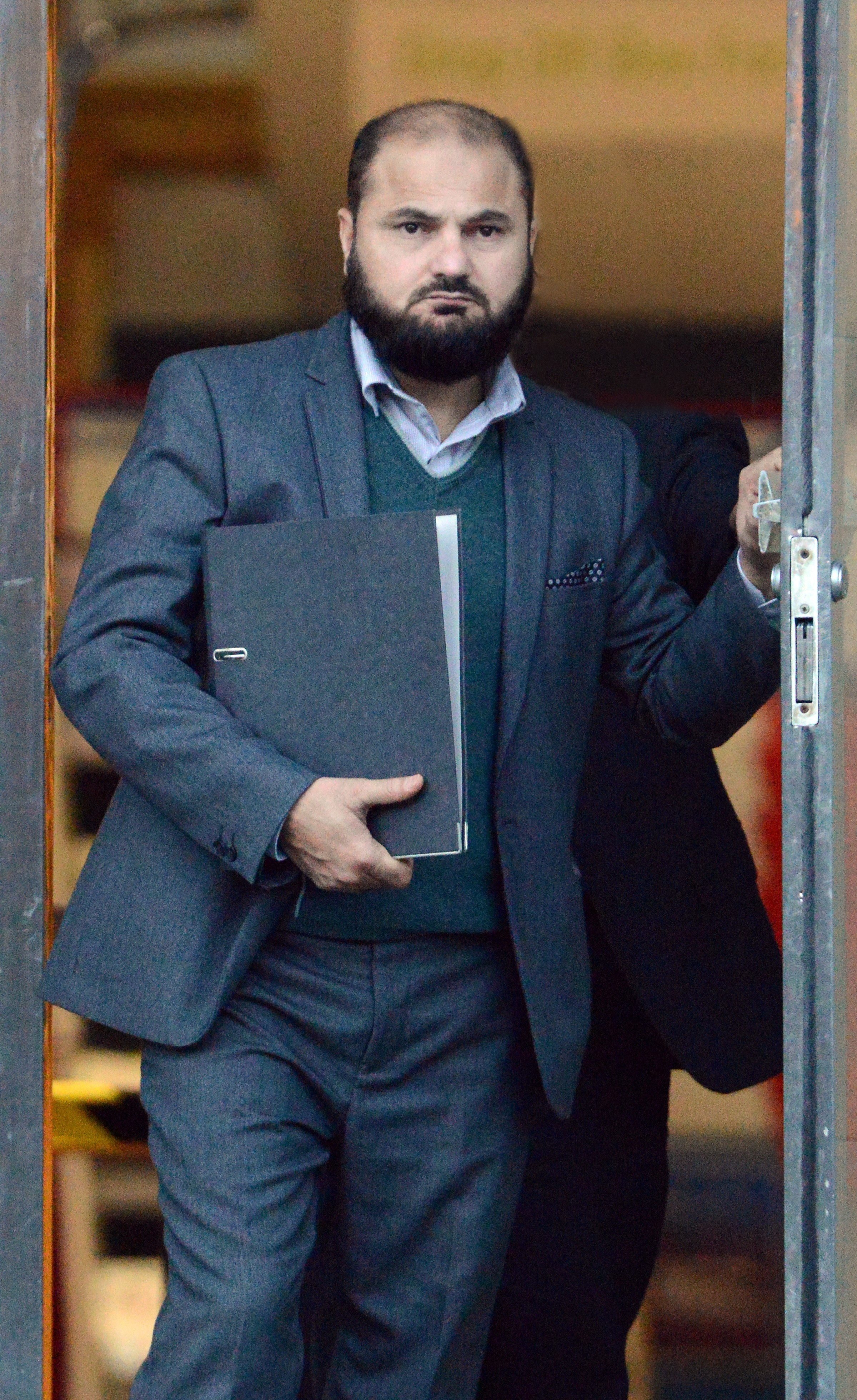 Rapist  Muslim taxi driver Tamseel Virk got his family in on the gang rape of drunk teacher
