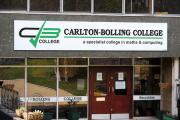 "CRITICISED: Carlton Bolling College is still not doing enough to protect pupils from ""risks posed by extremism"", according to education inspectors"