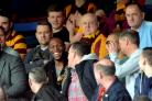 Kyel Reid was popular with the City fans and sat among them at Leyton Orient in March as he recovered from his serious injury