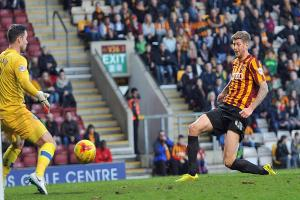 Stead can't get head round latest Bradford City home setback