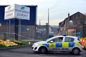 VIDEO: Investigations continue into gas blast that destroyed part of Bradford warehouse