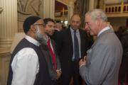 Prince Charles and Imtiaz Musa.   Photo: Alastair@FyfePhoto.com (13681183)