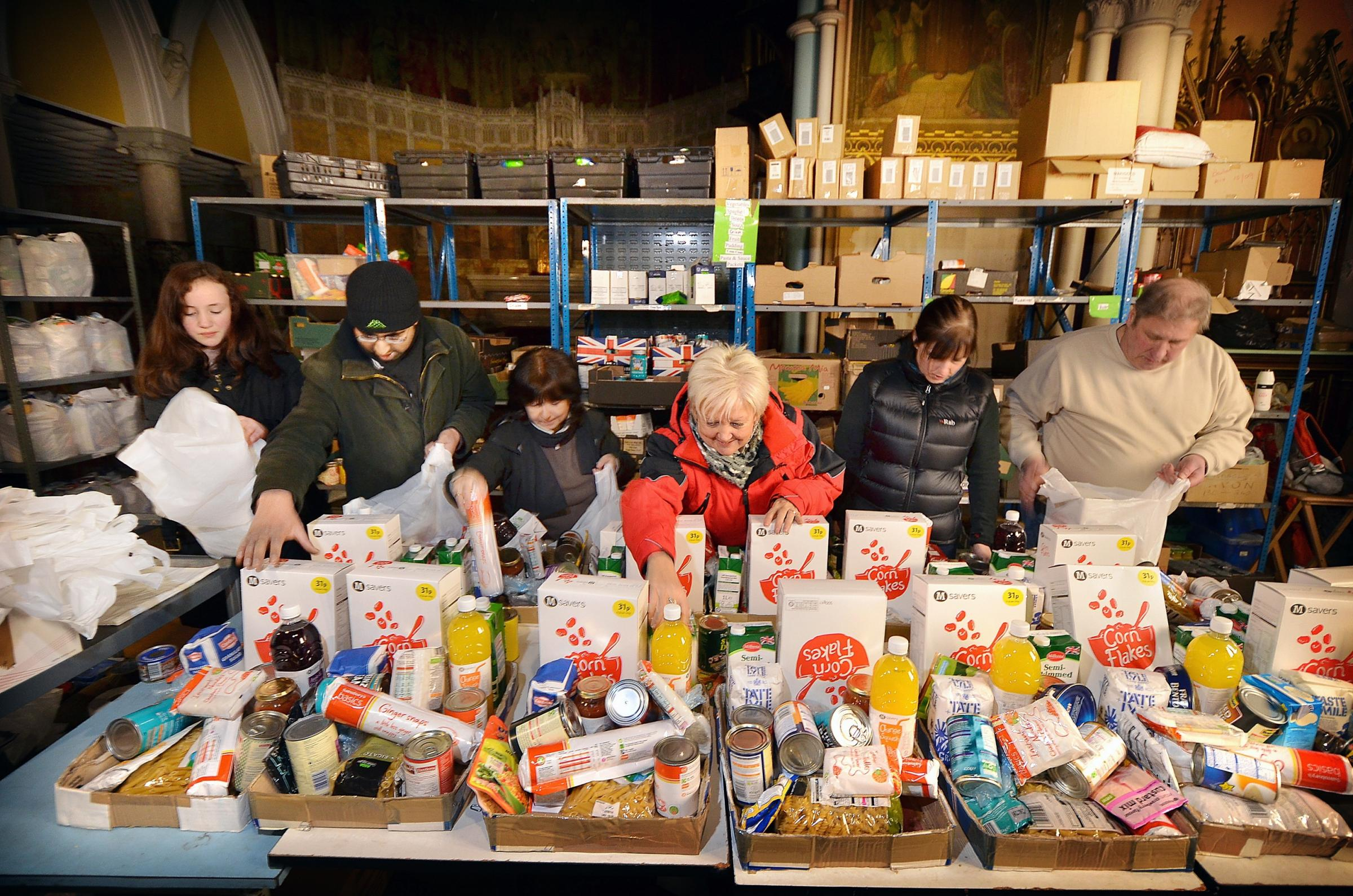 Why Bradford Food Bank Is Needed More Than Ever Bradford