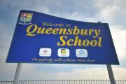 SHUT: Queensbury School is closed until January