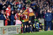 "Phil Parkinson says City have got the ""feelgood factor"" back about playing at Valley Parade"