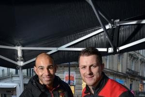 Ferres salutes Bradford Bulls players for helping to boost season-ticket sales