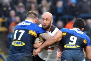 Bradford Bulls promotion is Purtell's birthday wish as he turns 30