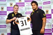 Epalahame Lauaki could make his debut against Featherstone on Sunday