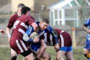 ROLE CHANGE: Queensbury prop Jack Evison has been switched to the second row for their President's Cup derby against West Bowling
