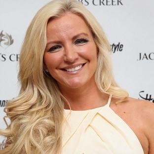 d1fa250c41 Underwear boss Michelle Mone managed to put out a small fire at her London  home which