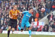 James Hanson has attracted interest from Millwall