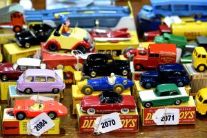 Collector drives a £227,000 bargain with collection of 3.000 toy cars, trucks and trains