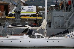 Three charged over yacht drugs probe