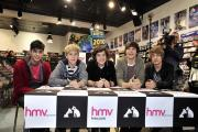 Zayn and One Direction caused mayhem in Bradford City centre when they turned up to a signing at the HMV store in 2010