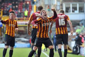 Don't let management hear – but Bradford City are back in play-off running
