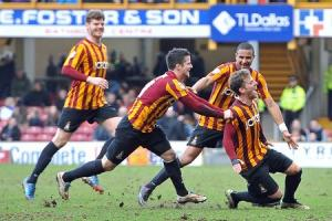 Parkinson a ray of sunshine after Bradford City's getaway to Portugal