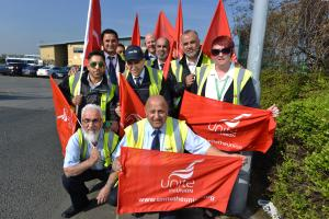 War of words over Bradford bus drivers' strike