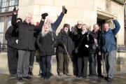 Members of Menston Action Group