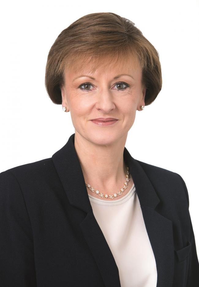 Kate Swann has just been announced as the new Chancellor of Bradford University