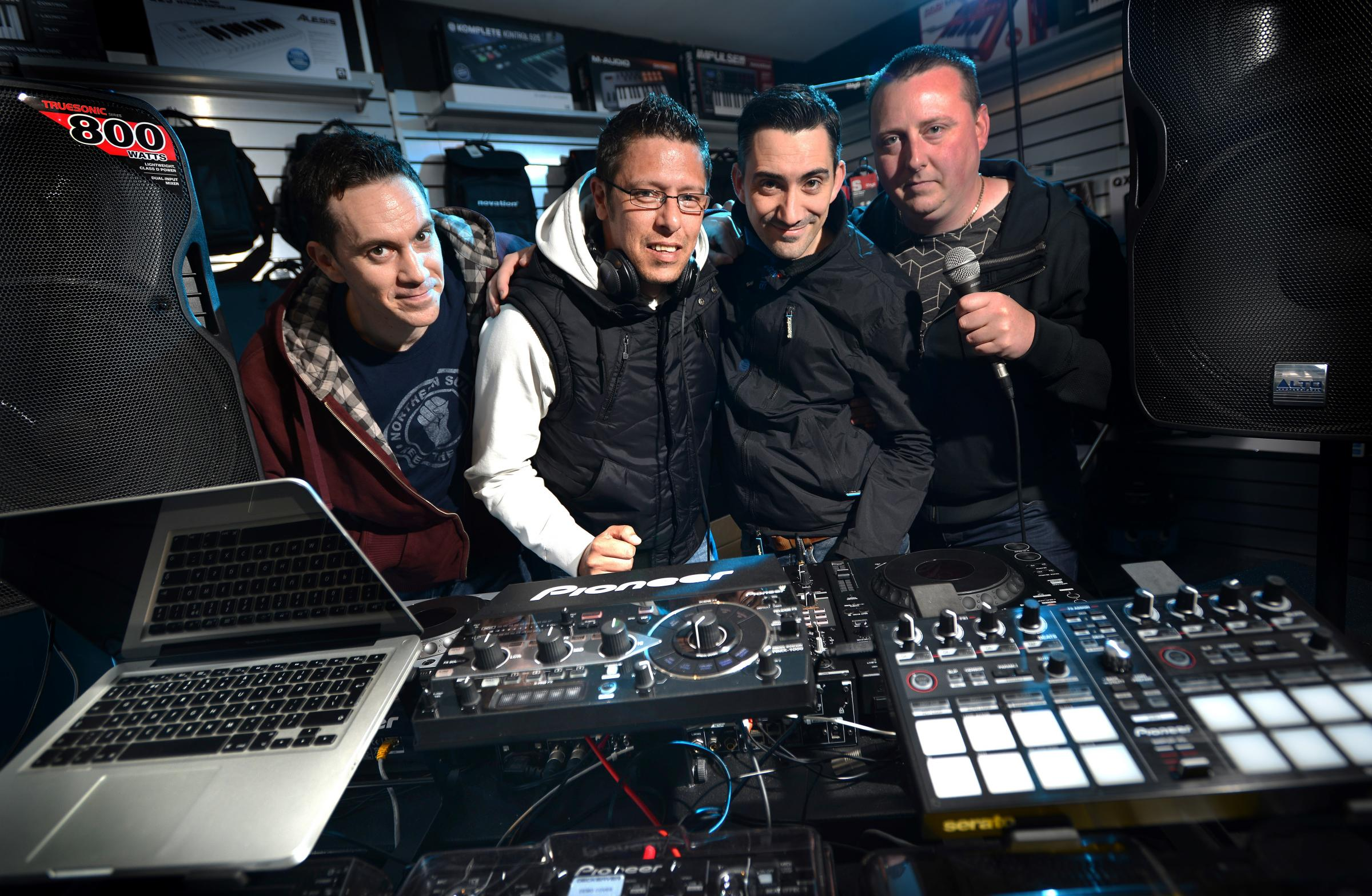 Bradford pirate radio station from the 1980s is back - but this time it's legal