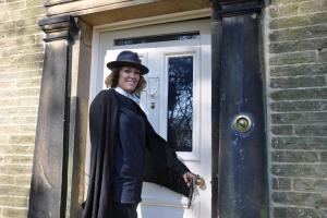 BBC's One Show to screen film made by Cerys Matthews on Haworth's Anne Bronte tonight