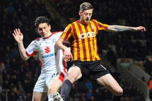 Stead happy to play waiting game with new Bradford City deal