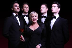 Judy Garland's girl Lorna Luft pays her dues to a legend with Songbook show