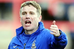 Parkinson hails Bradford City's first win of season