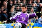Goalkeeper Steve Drench has quit his job at Blackburn Rovers to concentrate on Guiseley's forthcoming season in the national fifth tier