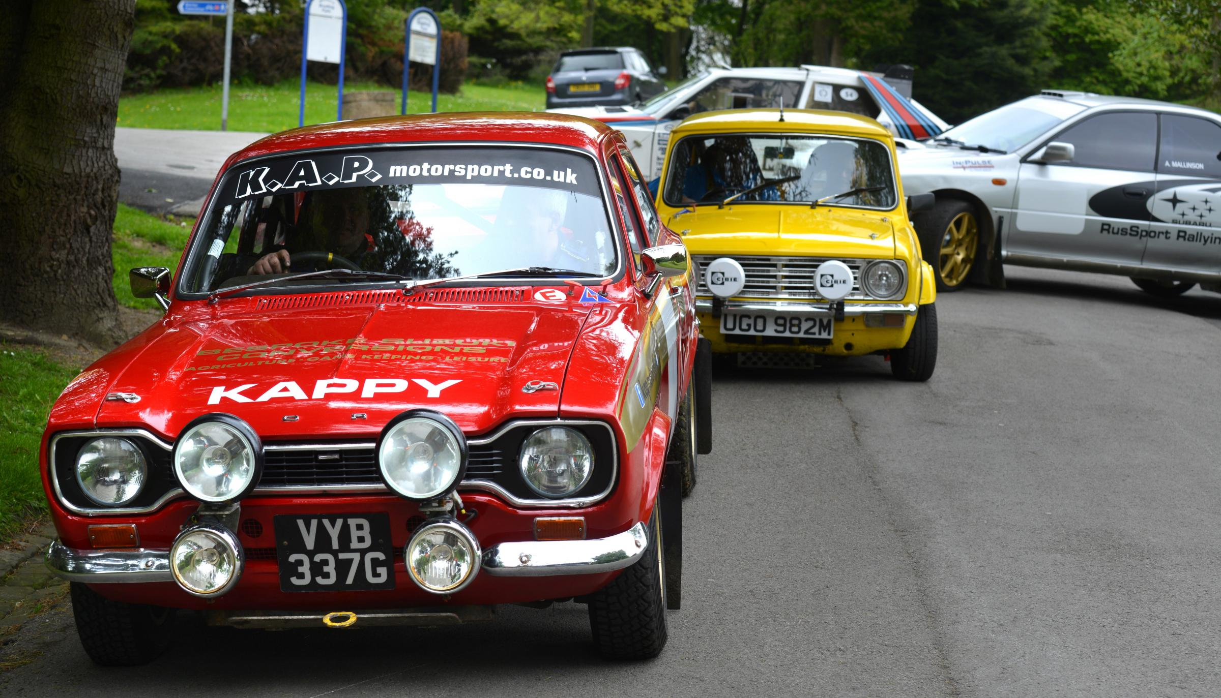 Bradford classic car rally cancelled due to poor ticket sales and ...