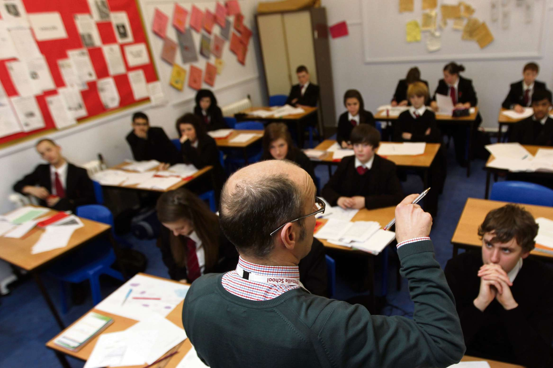 A new Ofsted report highlights the fact that more than 130 schools have failed to make significant progress in over a decade