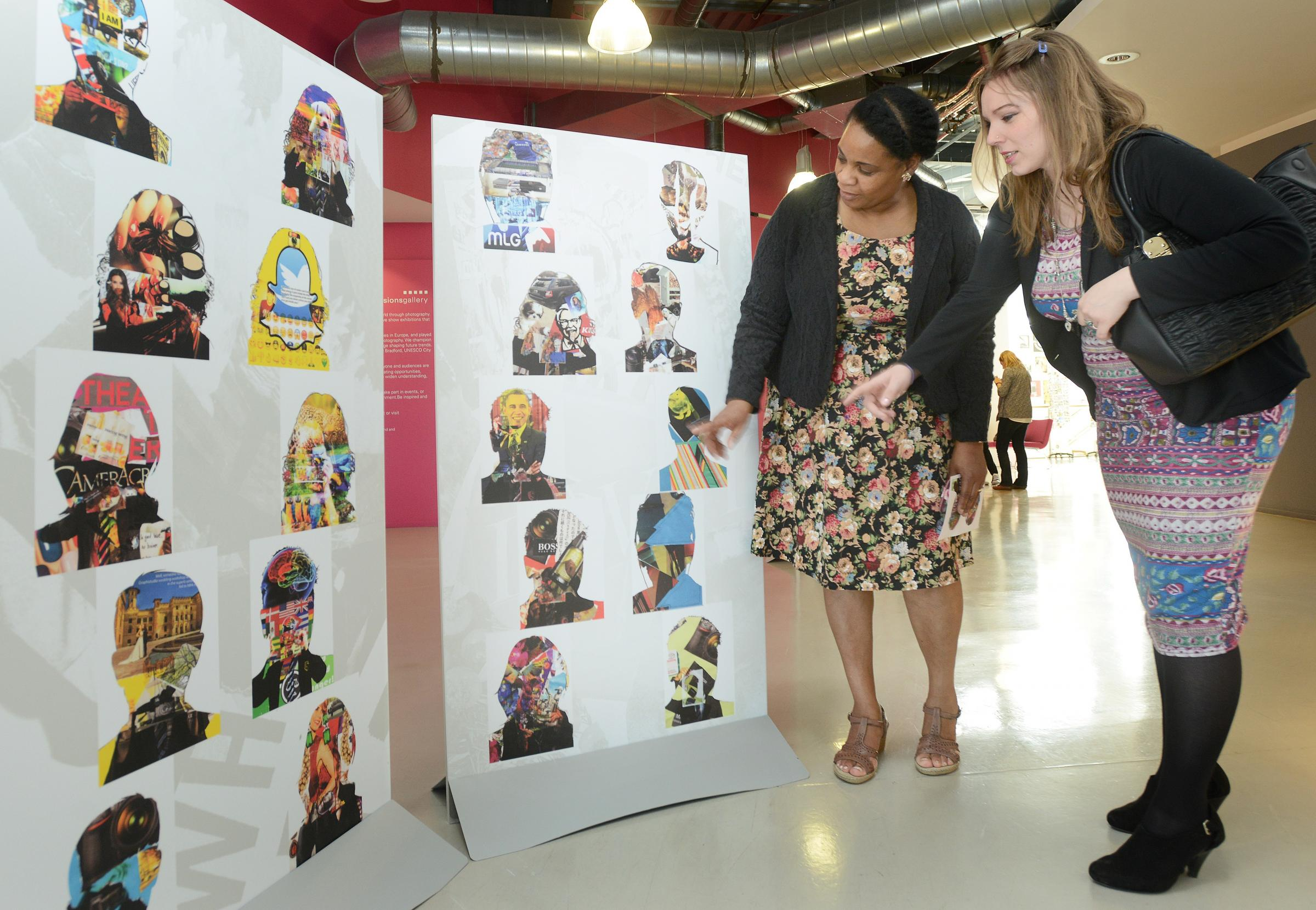 Bradford students share their work in city centre exhibition
