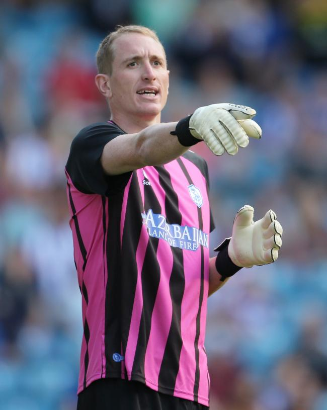 Chris Kirkland was due to join City until Preston stepped in