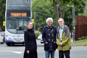 Bus company under fire for diverting services from Bradford housing estate